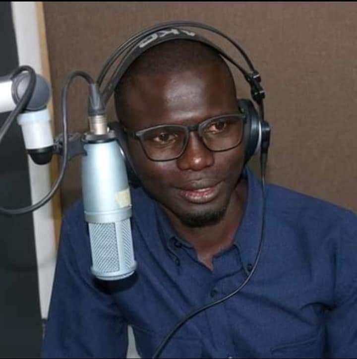 portrait d'Ousmane Mangane