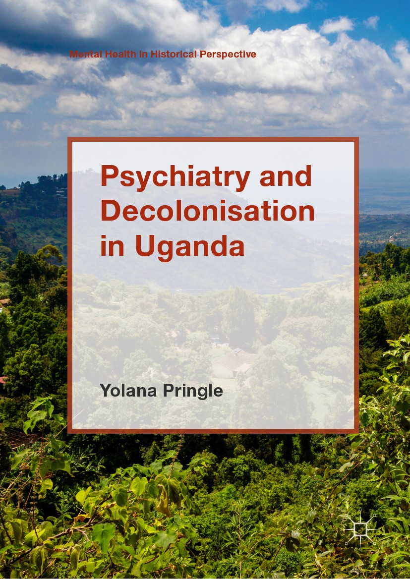 Pringle Psychiatry Decolonisation Uganda