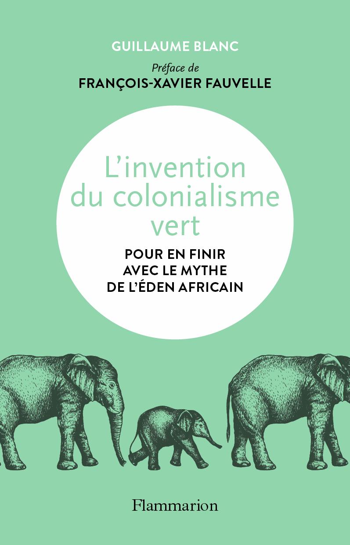 Couverture du livre de Guillaume Blanc