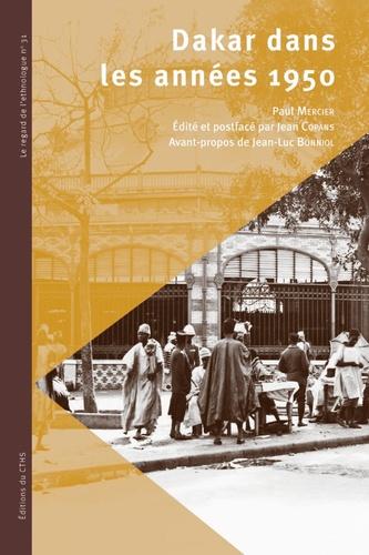 Couverture du livre de Paul Mercier